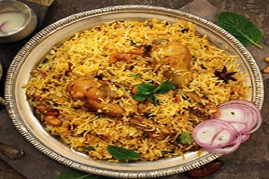 750 Hyderabadi Biryani