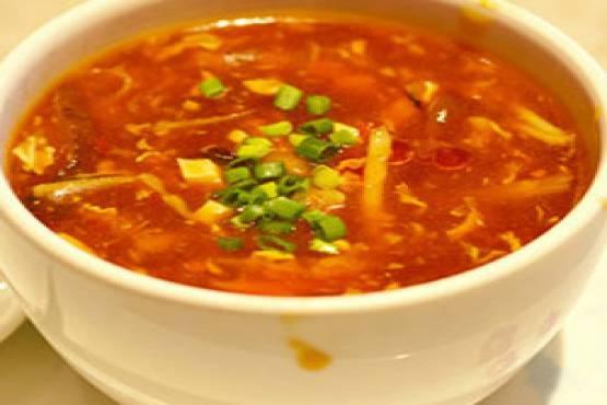 219 Hot & Sour Soup