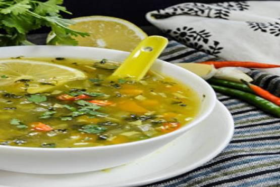 222 Coriander Soup