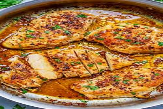 263 Butter Garlic Chicken
