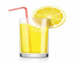 111 Blue Orchid Special Lemonade