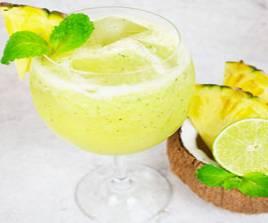 120 Coconut Mocktail