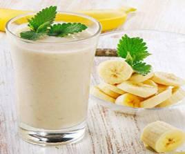 129 Banana Milk Shake