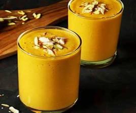 131 Mango Milk Shake