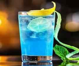 137 Blue Lagoon Mojito