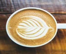 152 Hot Latte