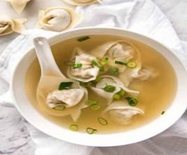 209 Wonton Soup