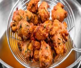 215 Chicken Pakoda