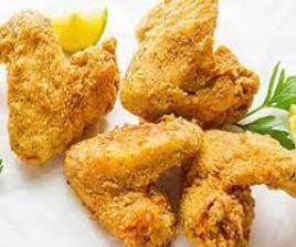 217 Chicken Wings Fried