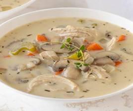 221 Mushroom Soup Chicken