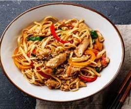 233 Chicken Noodles