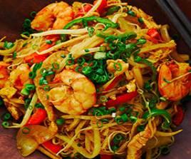 237 Singapore Noodles