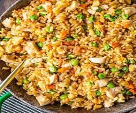 241 Chicken Fried Rice