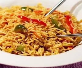 245 Singapore Fried Rice