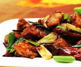 251 Hong Kong Chicken