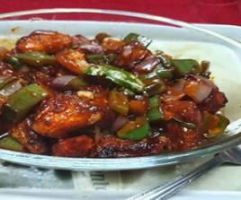 258 Hot Garlic Fish