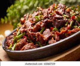 291 Beef Sizzling