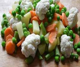 293 Plain Vegetable