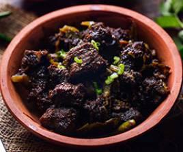 773 Beef Kala Bhuna (6pcs)