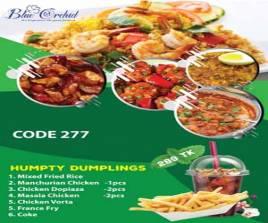 277 Humpty Dumplings
