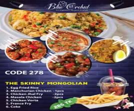 278 The Skinny Mongolian
