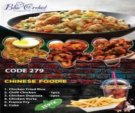 279 Chinese Foodie